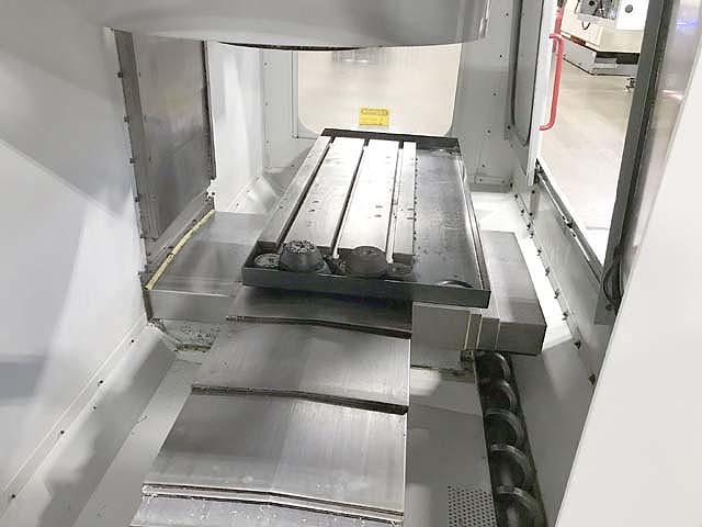 """HAAS VF-0E CNC VERTICAL MACHINING CENTER, Haas CNC Control, 36"""" x 14"""" Table, X=30"""", Y=16"""", Z=20"""", 7500 RPM, 4th-Axis Prewire, New 1997."""