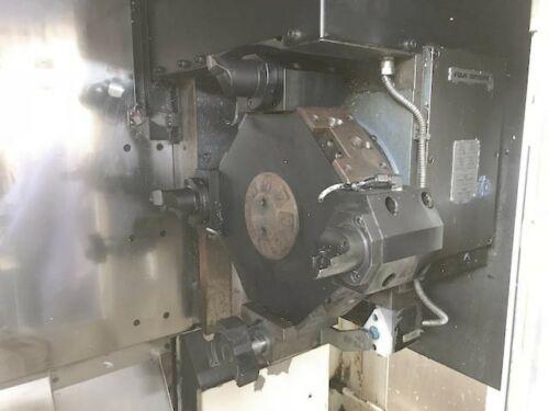 "FUJI ANS-31P, Fanuc 18i-LNB CNC, 16/5"" Swing, 8"" Chuck, Tool Probe, Part Probe, 8-Position Turret, New 2008."