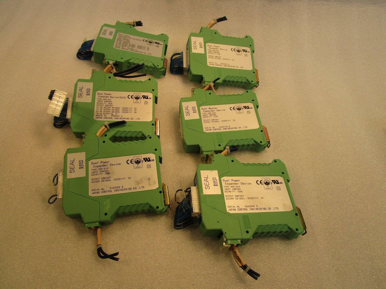 JSK Co Japan Control Engineering JCE DPE-011 Dual Power Expander Device (3a1b)
