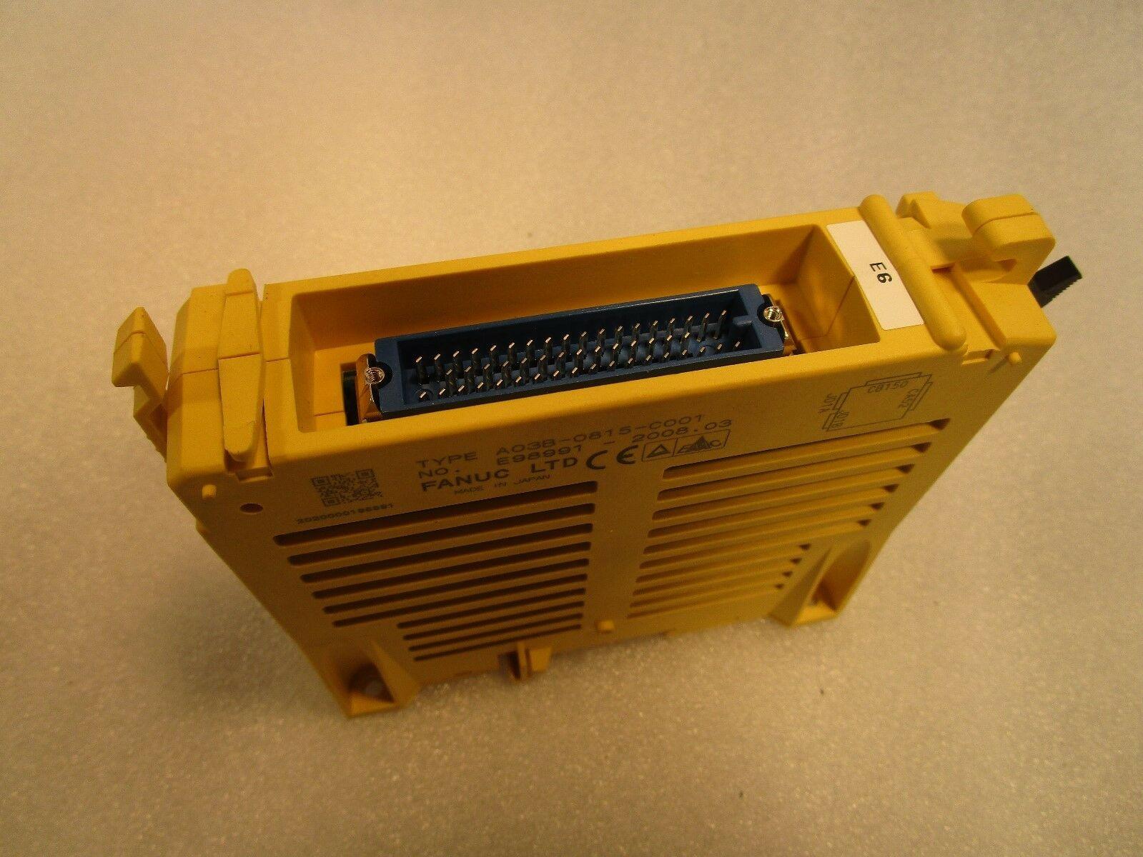 Fanuc I/O module A03B-0815-C003