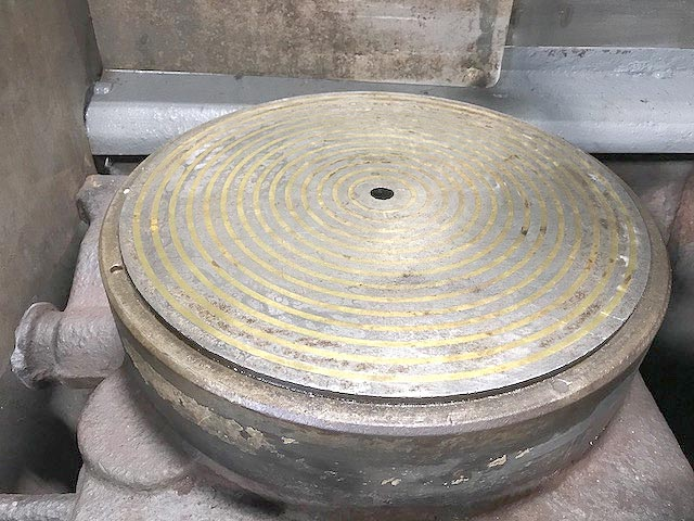 """BLANCHARD #11-16, 16"""" Magnetic Chuck, 11"""" Grinding Wheel, 26"""" Swing Inside the Guards, 7"""" Vertical Capacity, Coolant in Base, New 1963."""