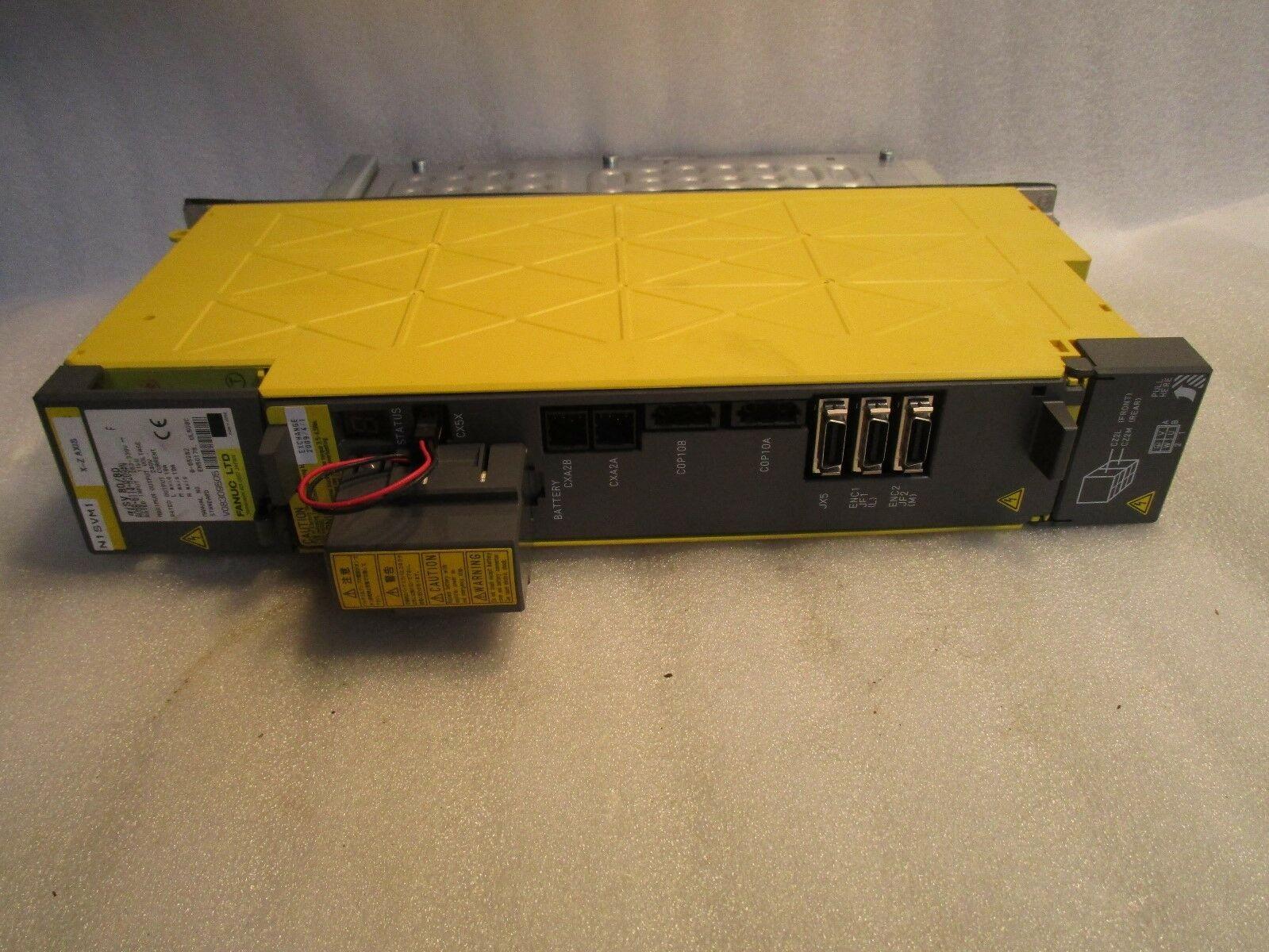 Fanuc A06B-6114-H208 Fanuc alpha iSY 40/80 2-Axis Drive
