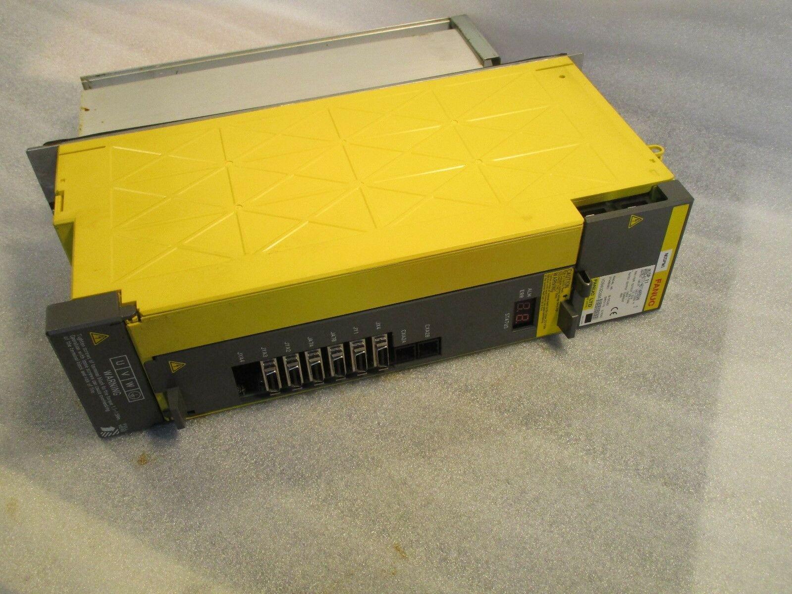 Fanuc A06B-6111-H011 #H550 Fanuc Alpha iSP 11 Drive