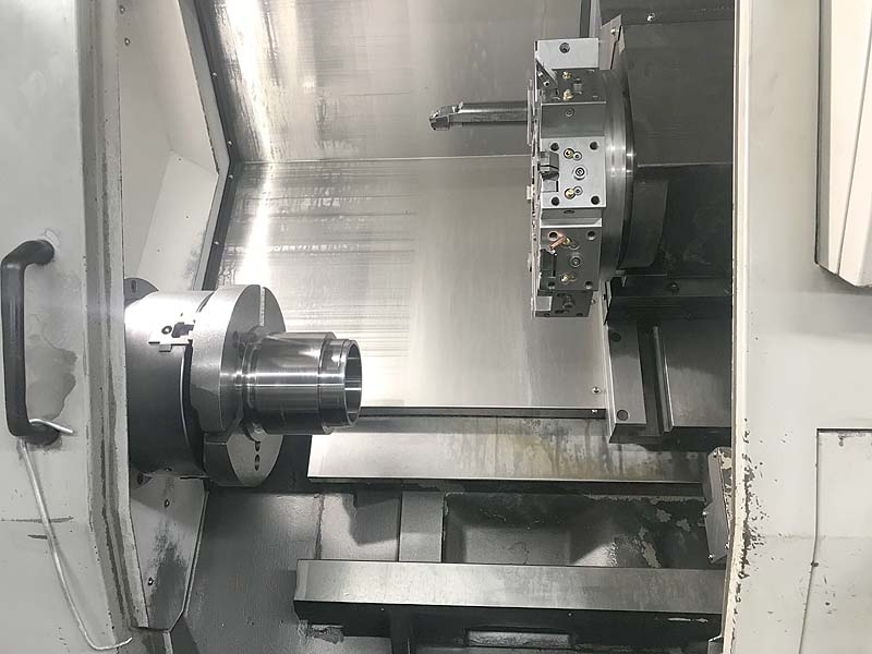 Daewoo Doosan Puma 300 CNC Turning Center