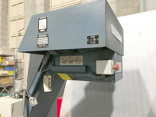 """ROMI M20, Fanuc 21i CNC, 20"""" Swing, 12"""" Chuck, Tail Stock with 80"""" Between Centers, 2000 RPM, Steady and Follow Rests, New 2006."""