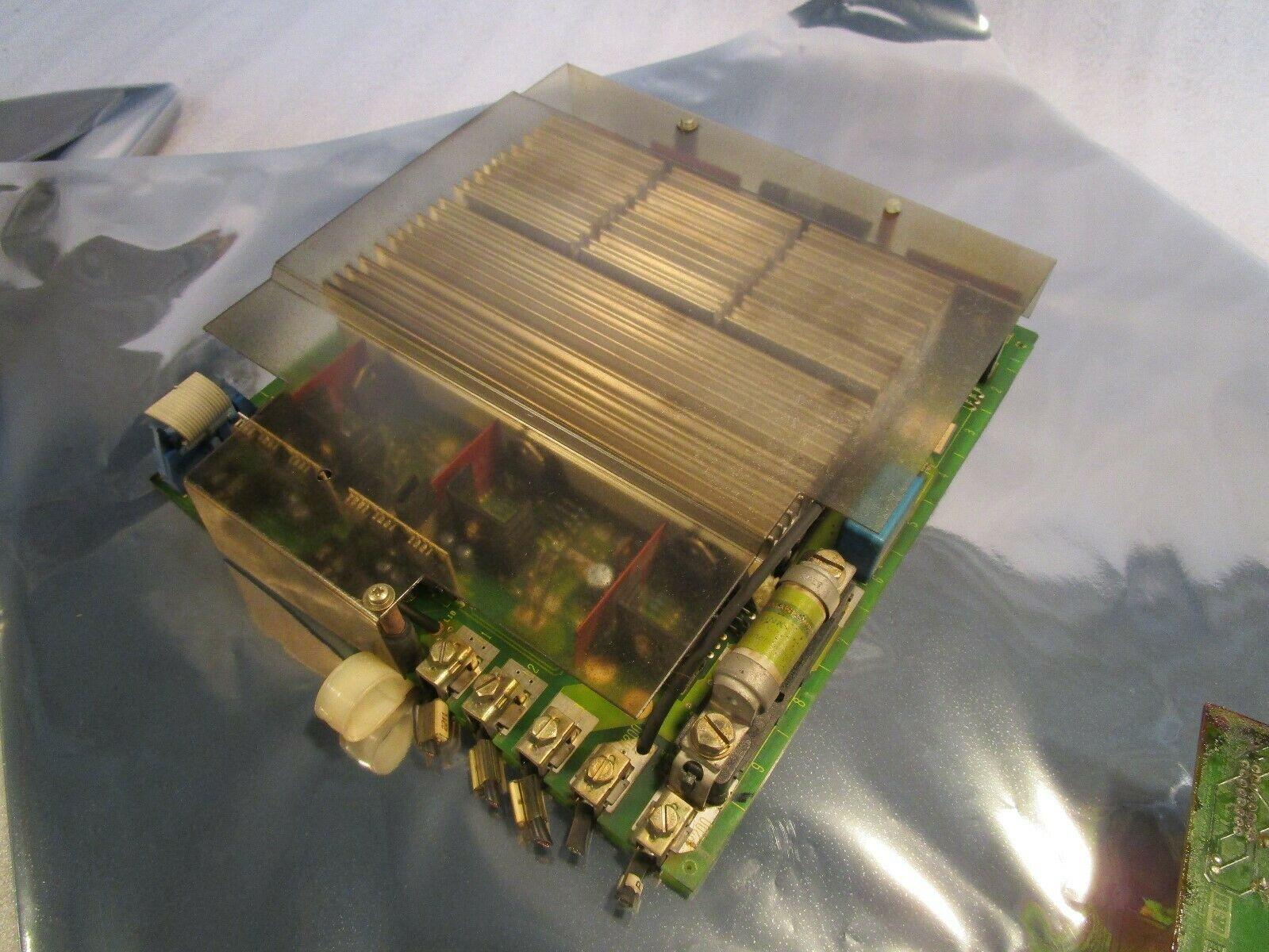 Siemens Axis Drive Card 6SC6130-0FE00