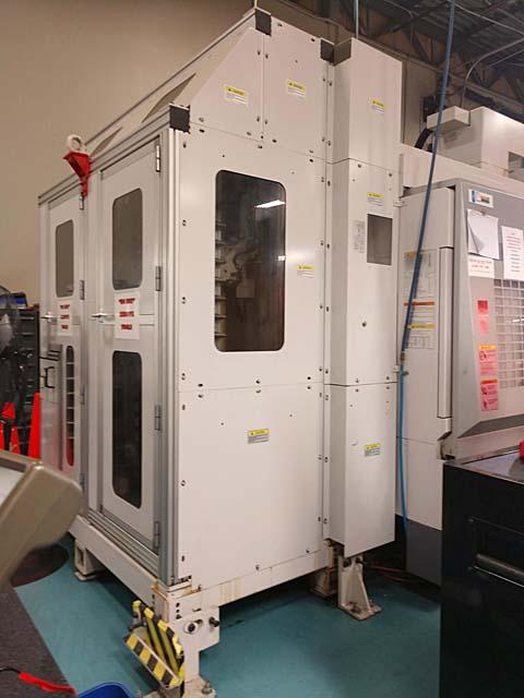 Okuma MU-400VA Full 5-Axis Trunnion Style CNC Vertical Machining Center
