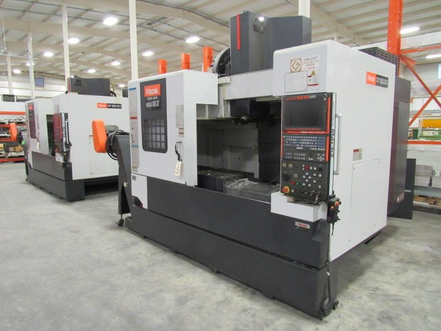 "MAZAK NEXUS 510C-ii, Mazak Matrix CNC Control, 51"" x 22"" Table, X=41"", Y=21"", Z=20"", 30 Station Tool Changer, 12,000 RPM, Cat-40, Probe, New 2007."