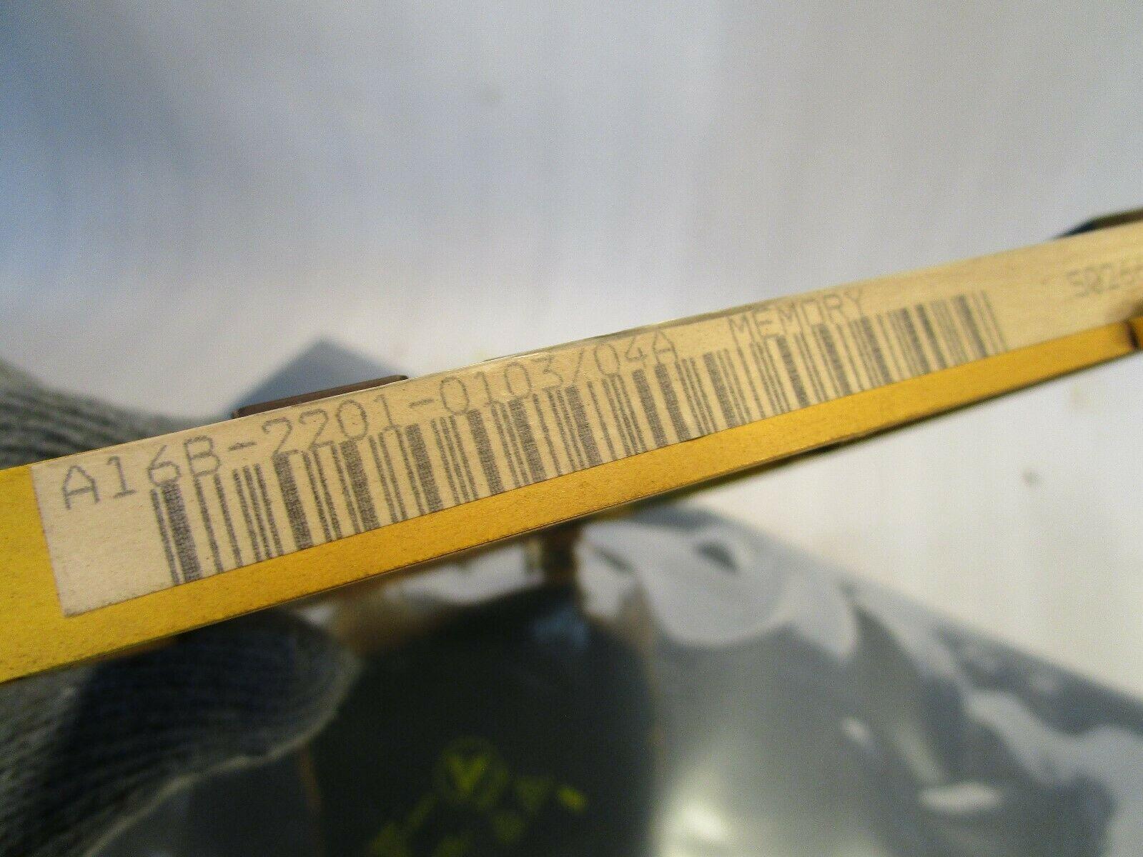 Fanuc CNC Board A16B-2201-0103 /04A Fanuc 0T 0M Board