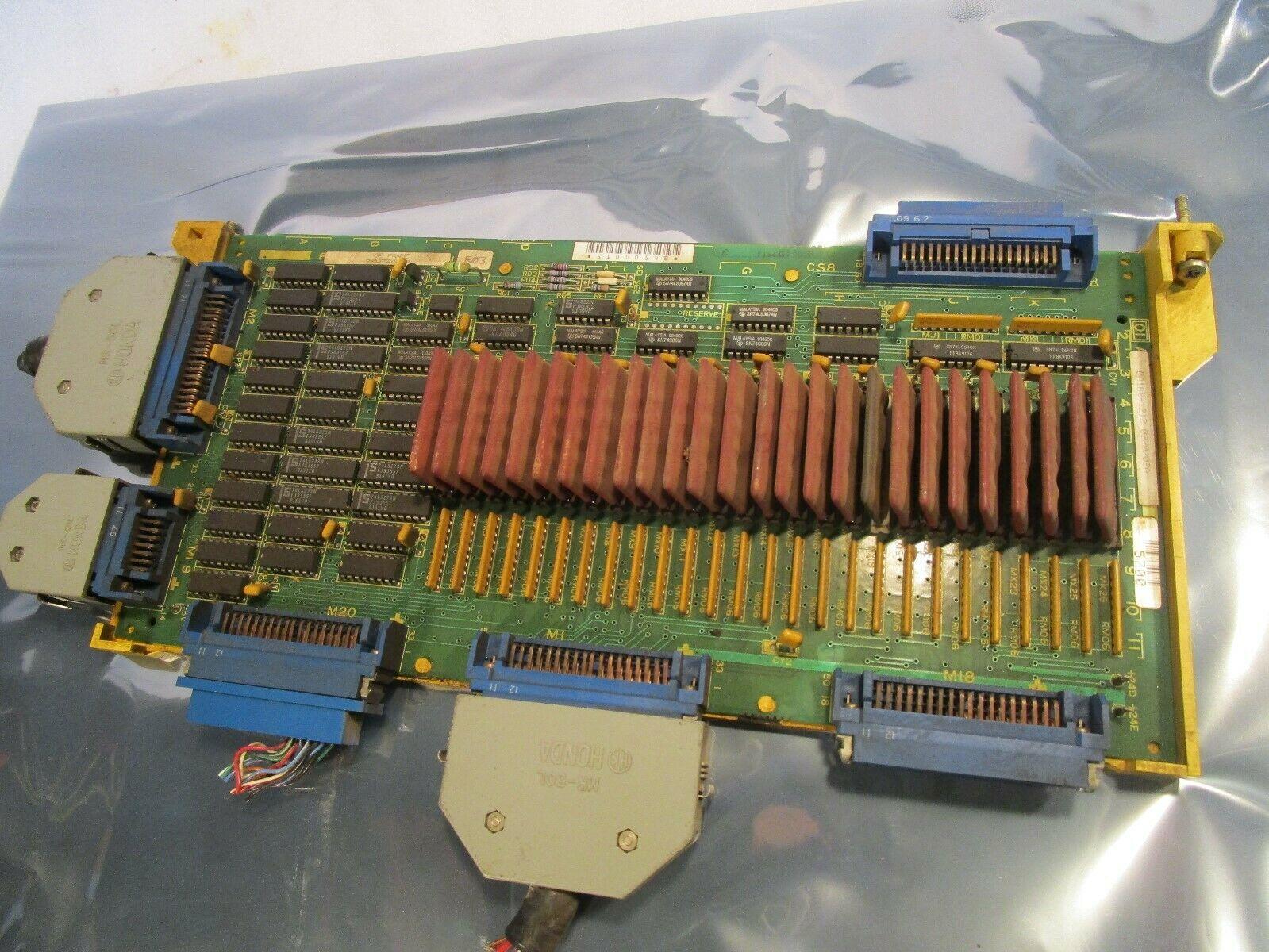 Fanuc CNC Board A16B-1212-0220 DA16B Fanuc 0T 0M Control Board