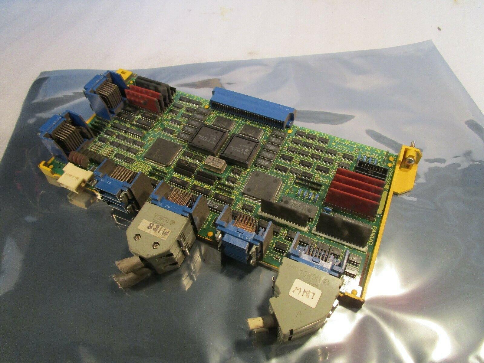 Fanuc CNC Board A16B-2000-0390 /09B Fanuc 0T 0M Control Board