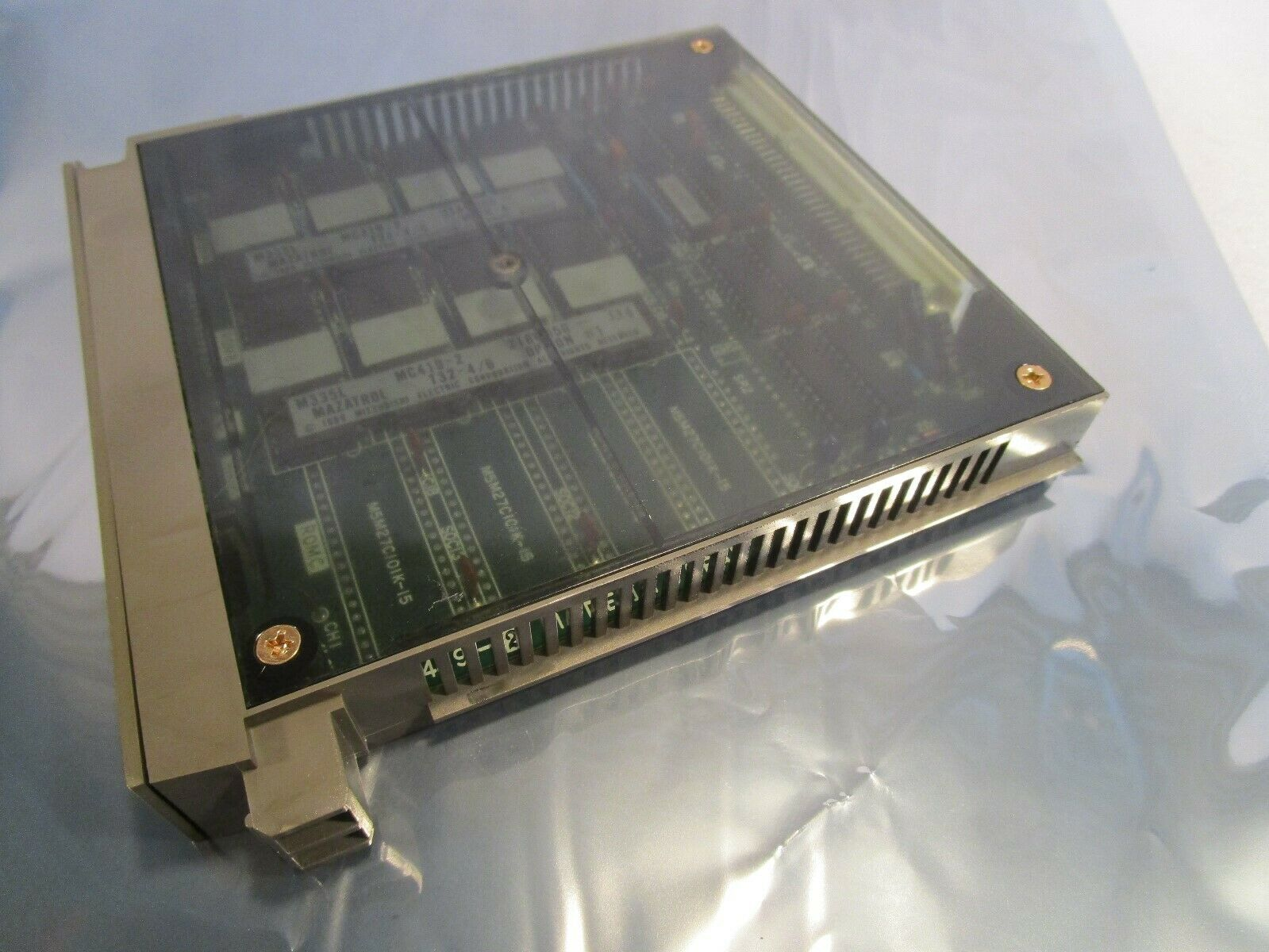 Mazak Mitsubishi M335 MEM-A-O Memory Card Mazak T-32 CNC Control Board