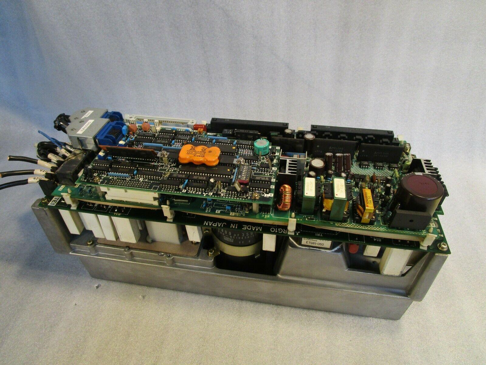 Mitsubishi Axis Drive Servo Amp MR-S11-200-Z33