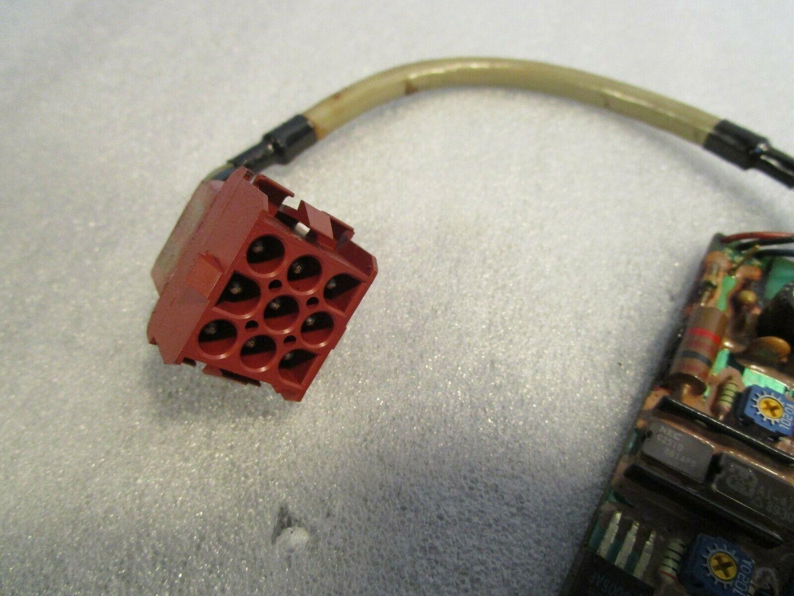 Mazak Mitsubishi Jamagawa Spindle Adjustment Encoder Control Board 6590-608