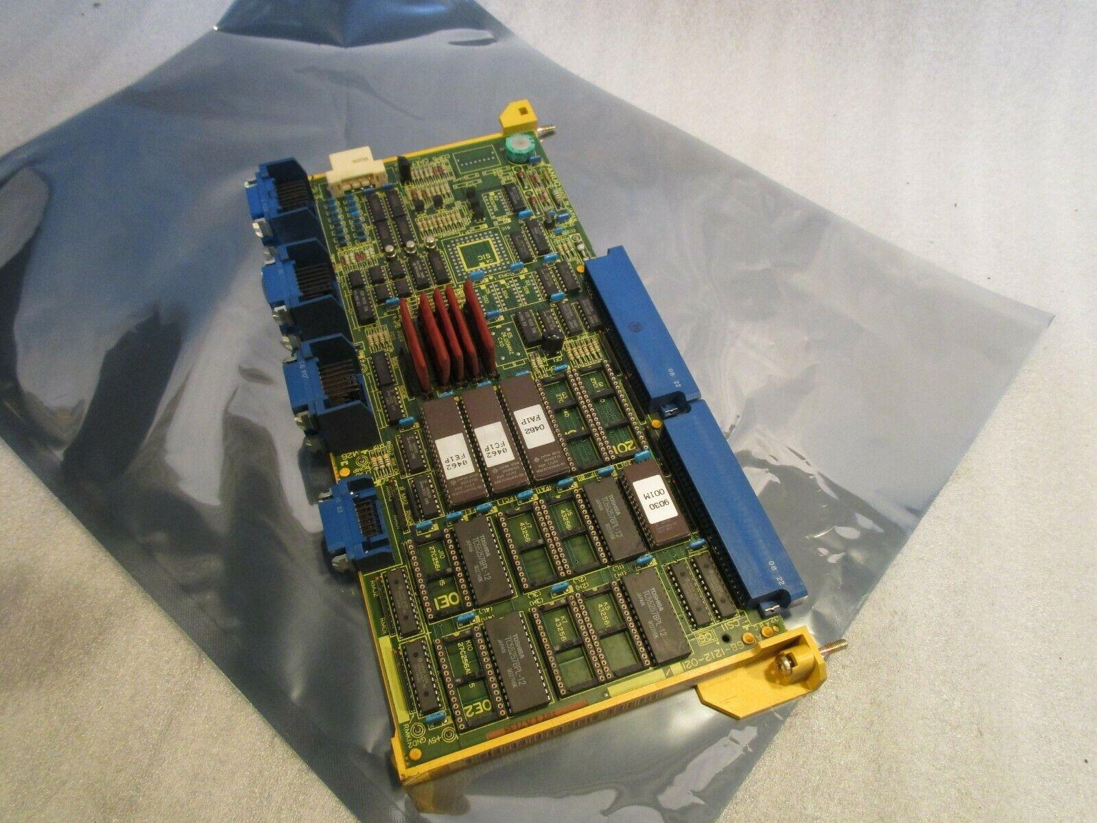Fanuc CNC Control Board A16B-1212-0210 /12C Fanuc 0T 0M CNC Control Board