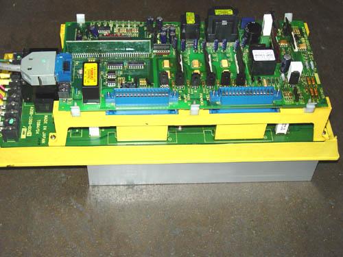 Fanuc Drive Motor A06B-0315-B074#7008