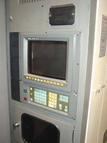 LEBLOND MAKINO MC-86, FANUC 15M CNC