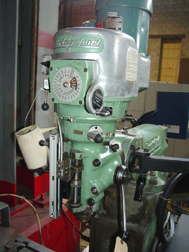 BRIDGEPORT SERIES I, ANILAM 3200 MK