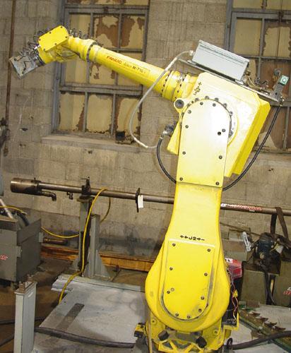 FANUC ROBOT M-710I 6-AXIS, FANUC SYSTEM R-J3 CONTROL