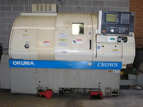 OKUMA CROWN, OSP 700