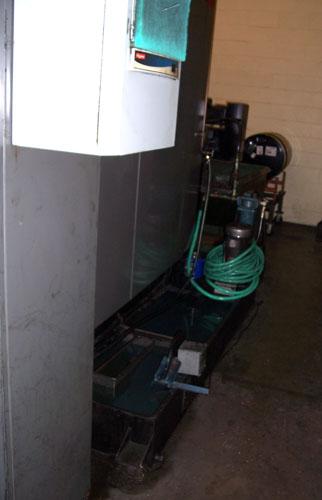 CINCINNATI MAXIM 630, ACRAMATIC 950 CNC