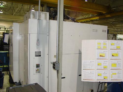 MAZAK NEXUS 510C, MAZATROL 640 CNC