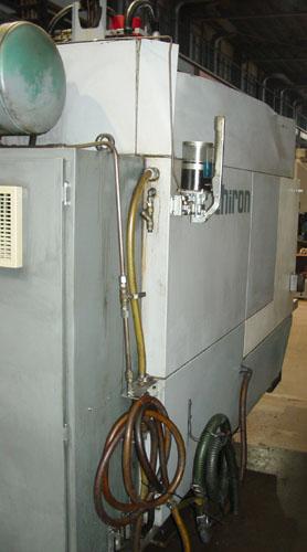 "CHIRON FZ-18W , Fanuc 0M CNC, 24"" x 16"" Rotating Pallet, X=22"", Y= 16"", Z = 18"", 10000 RPM, 20 ATC, New 1995."