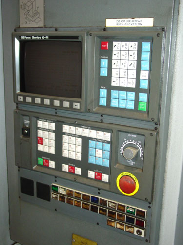 "CHIRON FZ-12W , Fanuc 0M CNC, 26"" x 14"" Rotating Pallet, X=21"", Y= 12"", Z = 16"", 10000 RPM, 12 ATC, New 1994."
