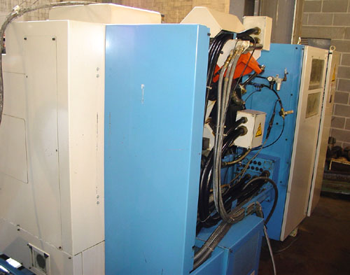"MAZAK SUPER QUICK TURN 10MS w/ Live Tooling & Sub-Spindle, Mazatrol T-32 CNC, 17.1"" Swing, Collet Chucks, 6000 RPM, 15 HP, New 1991."