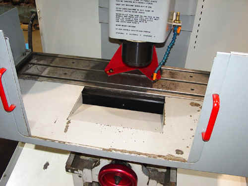 """HAAS TM-1, Haas CNC Control, 47"""" x 10"""" Table, X=30"""", Y=12"""", Z=16"""", 7.5 HP, 10 Station Tool Changer, New 2001."""