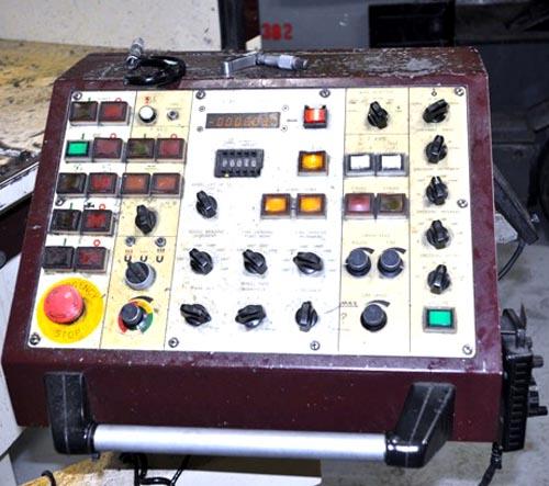 "20"" x 40"" Chevalier, Model FSG-2040ADII, Programmable, Automatic Incremental Downfeed, Auto Recip. & Cross, 7 HP, 2000."
