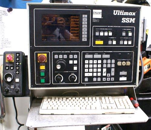 HURCO BMC-4020, ULTIMAX SSM CNC