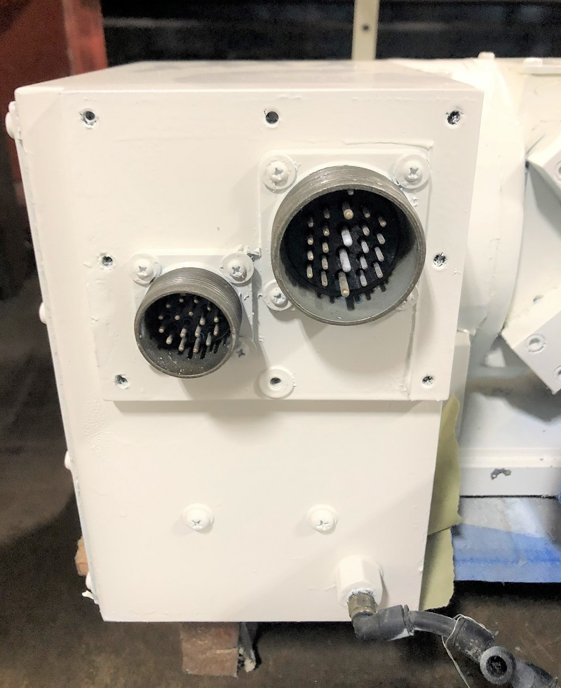 """4.33"""" KITAGAWA TT120 4TH AND 5TH AXIS CNC ROTARY TABLE, Model TT120, Fanuc Compatible, 2007."""