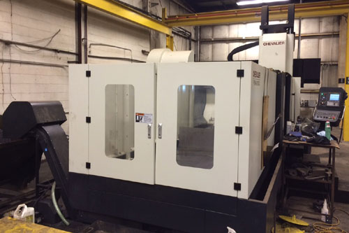 CHEVALIER FVM-4016 DCL, FANUC 0I-MD