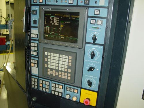 MAKINO A-55E, PRO 3 CNC