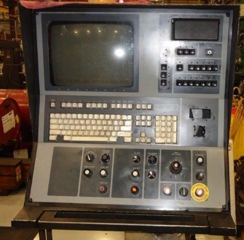 "GIDDINGS & LEWIS 18U X 132"", G & L 8000 CNC"