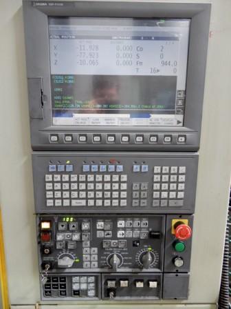 Hardinge/ Bridgeport GX-1000 CNC Vertical Machining Center