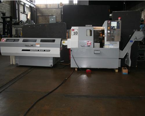 HAAS SL-10 CNC Turning Center