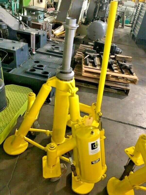 Set of (2) 20 Ton Heavy Duty Airplane Jacks