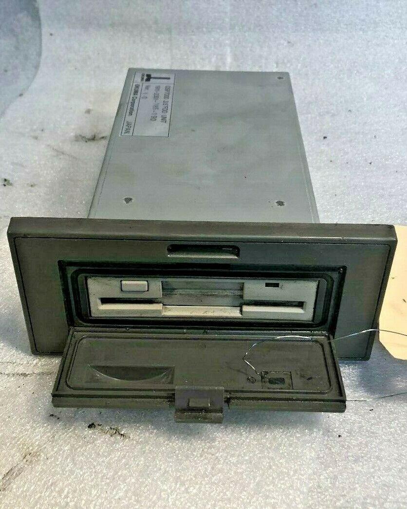 OKUMA OSP7000 3.5'' FLOPPY DISK DRIVE FDD UNIT 1911-2301-117-179 YD-702D-6539D C, out of a working Okuma L1060 Turning Center