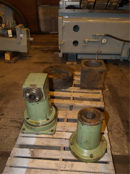 Wotan Spindle Support