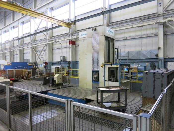 Union PR 150 CNC Ram/Floor Type HBM
