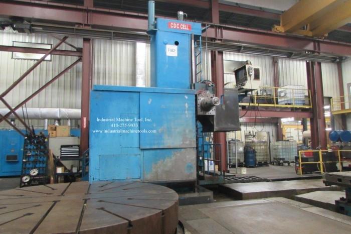 Giddings & Lewis CNC Floor Type HBM