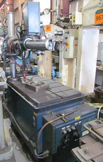 Cammann Metal/Tap Disintregrator