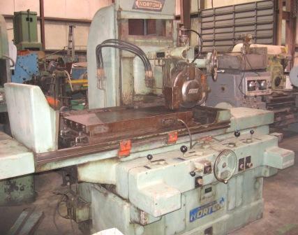 Norton Hydraulic Surface Grinder