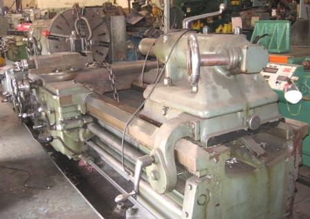 Monarch 34-1/2 x 60 Model MN Engine Lathe