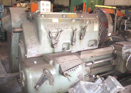 Monarch 34-1/2 x 60 Model MN Engine Lathe
