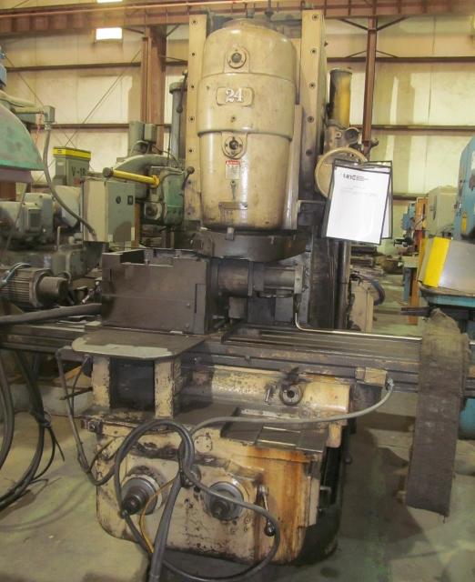 #5 Cincinnati Vertical Mill