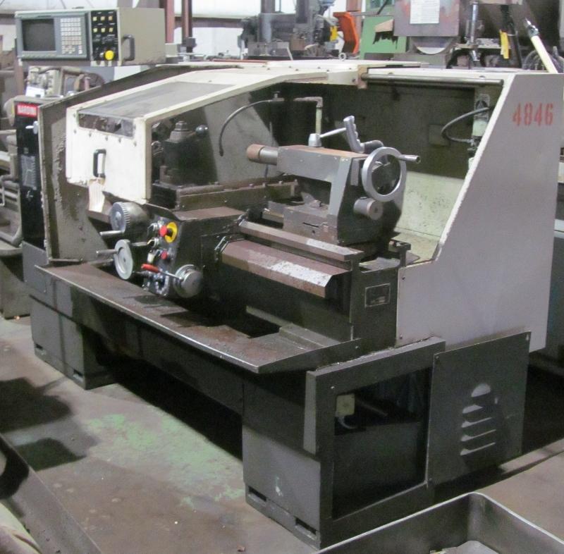 Nardini Fast Trace CNC Teach Lathe