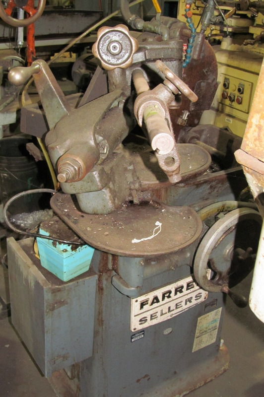 Sellers Drill Grinder